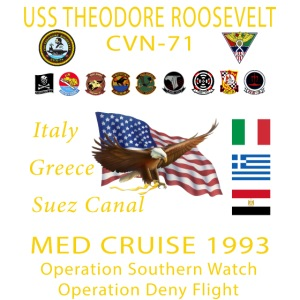 TR 1993 MED CRUISE