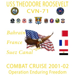 TR Cruise Shirt Combat Cr