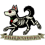 Day of the Dead Puppy