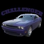 Challenger Purple