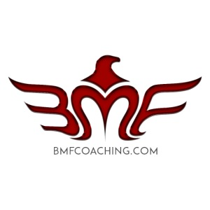 Metal LogoSet transparent BMFCoaching 300dpi Dark
