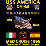 AMERICA 86