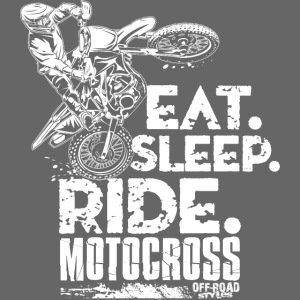 Dirt Bike Eat Sleep Ride