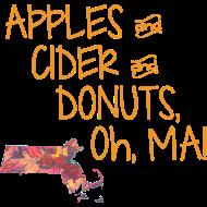 Design ~ Apples & Cider & Donuts, Oh MA!