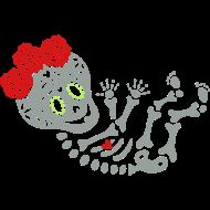 Design ~ Sugar Skull Frida Skelly Baby