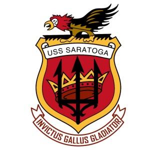USS Saratoga CV60