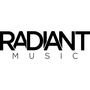 Radiant Text Logo
