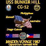 BUNKER HILL 1987