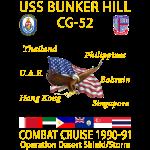 BUNKER HILL 1990-91
