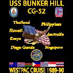 BUNKER HILL 1989-90