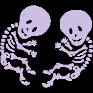Design ~ Maternity Skeleton Twins