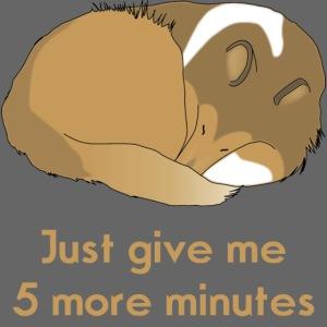 Sleeping Holly 5 minute