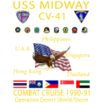 MIDWAY 90-91
