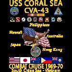 CORAL SEA 69-70
