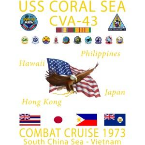 CORAL SEA 73