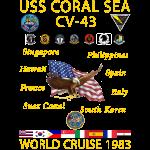 CORAL SEA 83