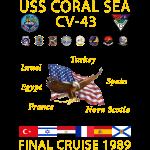 CORAL SEA 89
