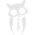 Boy Owl Mascot - Small