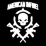 American Infidel Invictus Rifles Logo 2015 Distres