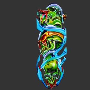see no evil skulls png