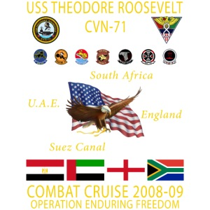 T ROOSEVELT 08-09