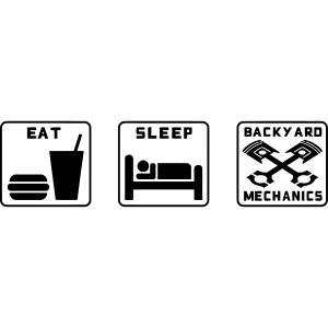 Eat Sleep BM