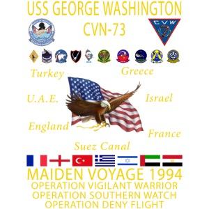 G WASHINGTON 94