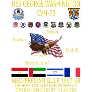 G WASHINGTON 97-98