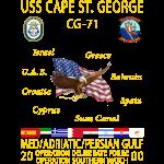 CAPE ST GEORGE 2000