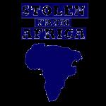 STOLEN FROM AFRICA® BLUE