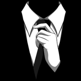 Mr Black Tie