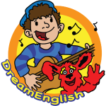 Dream English Logo