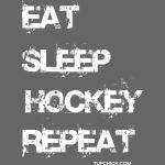 Eat Sleep Hockey Repeat