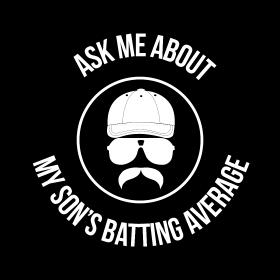 Son's Batting Average