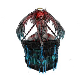 Nightmare Angel Chained