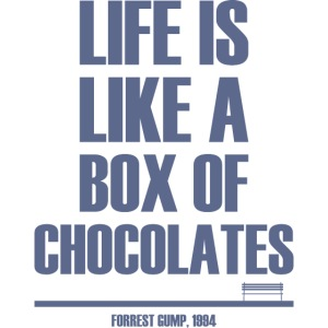 Forrest Gump - Box Of Chocolates