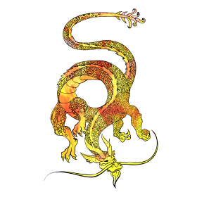 Eastern Dragon - Inferno