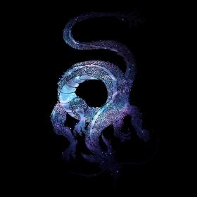 Eastern Dragon - Galaxy