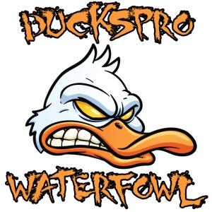 Duckspro Waterfowl Logo
