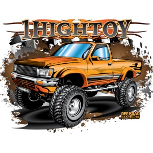 1HighToy Lifted Toyota