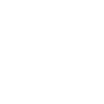 Detecting Disruptions