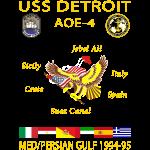 DETROIT 94-95
