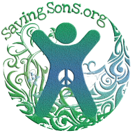 Design ~ SavingSons.org GA Symbol
