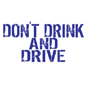 Don't drink