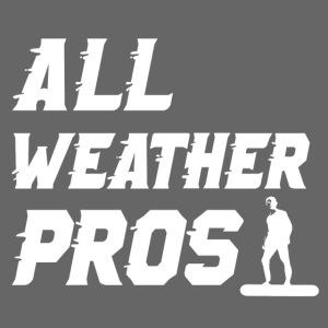 Messenger 841 All Weather Pros Logo T-shirt