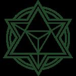 Merkaba Music Logo