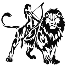 Tribal-lion