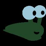 nudist snail