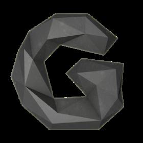 Garzitha Logo Gris