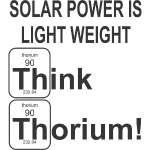ThoriumSolarPower